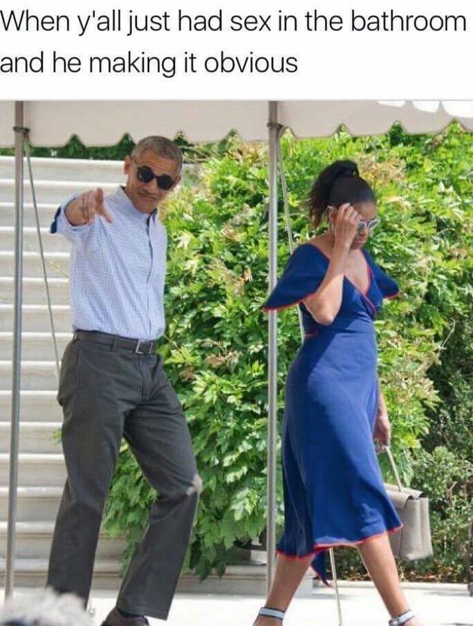 That Obama Slong - meme