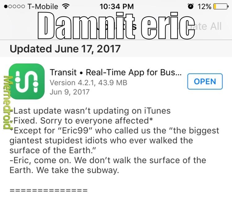 when transit tries to copy wendys - meme