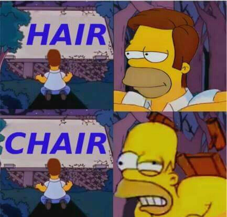 Simpsons - meme