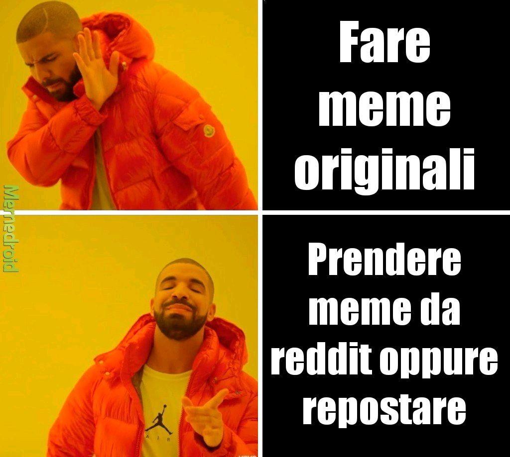 Eh già - meme