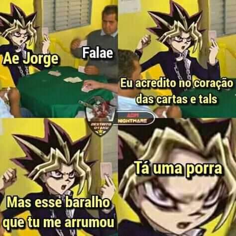 Poha Jorge - meme