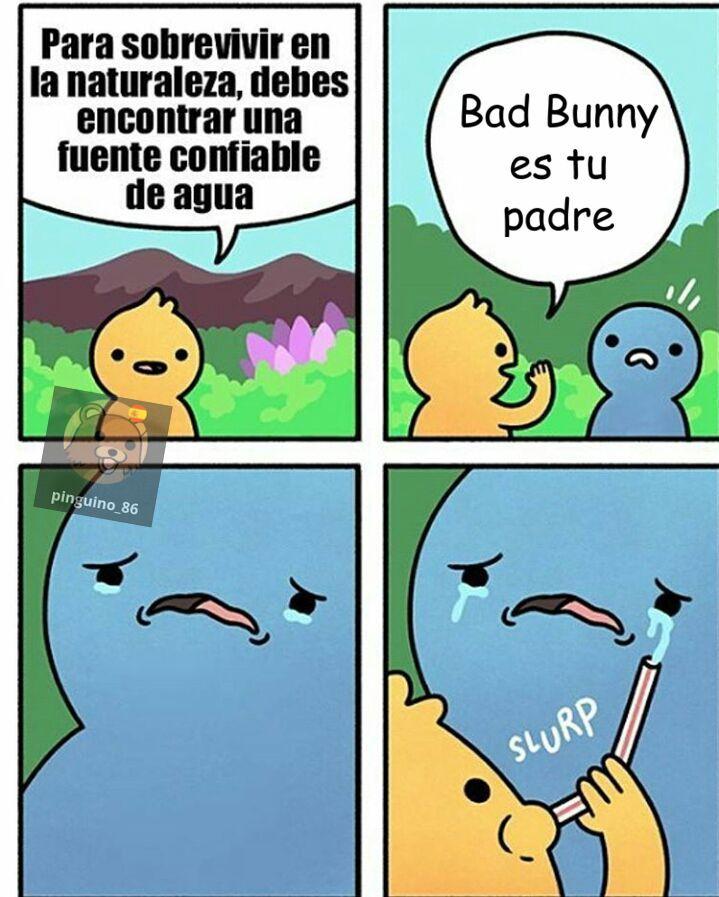 Mala suerte - meme