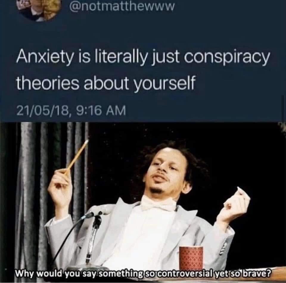 Conspiracy - meme