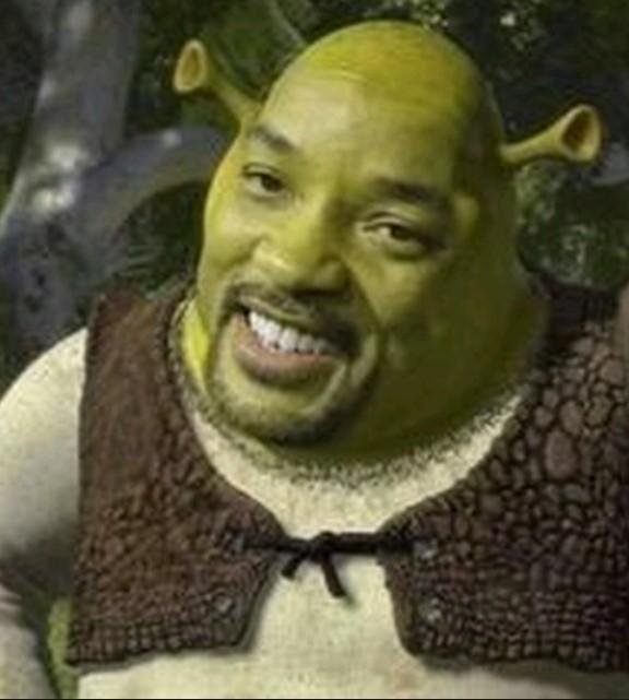 Will smitrek - meme