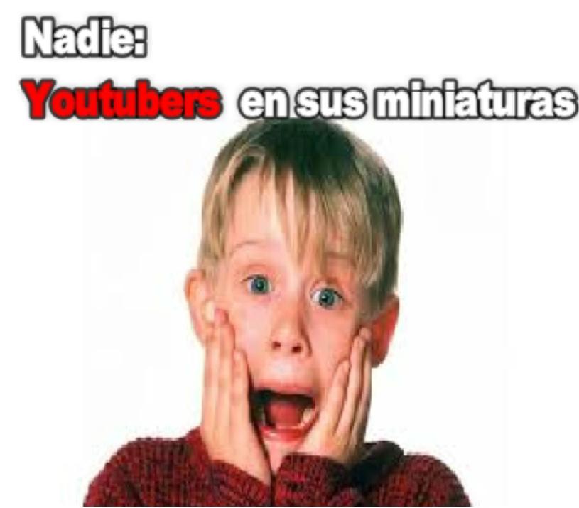 NADIE - meme