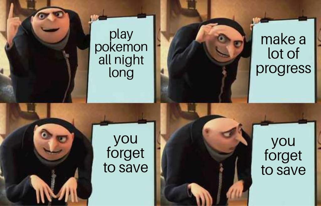 Gru's plan - meme