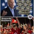 Biden vai roubar a Amazônia