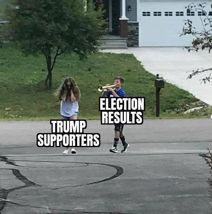 it's all fake news - meme
