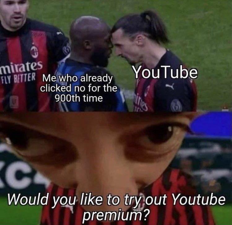 Youtoube - meme