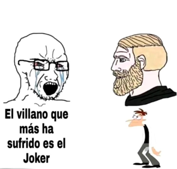 Pobre Doofenshmirtz - meme