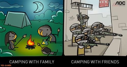 campear - meme