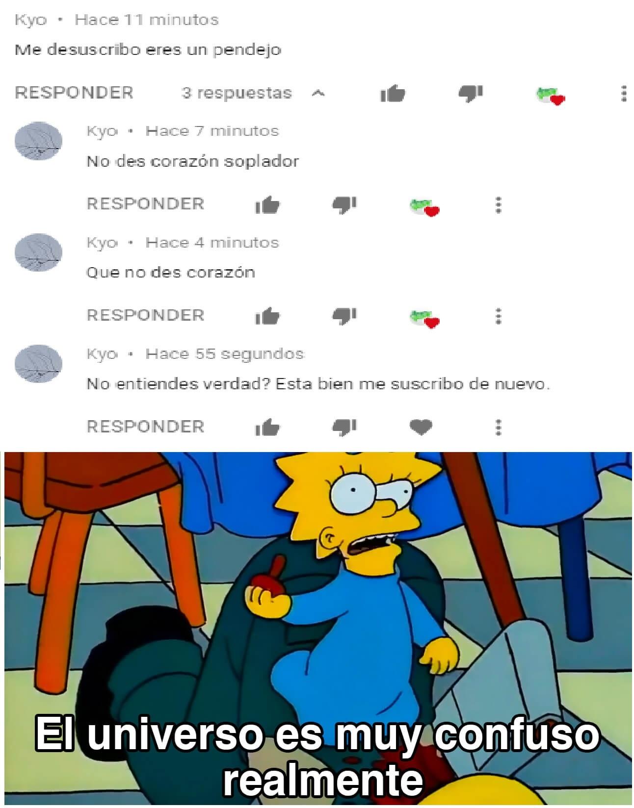 CONFUSO - meme