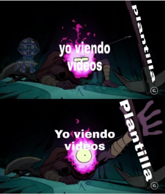 Dead cells - meme