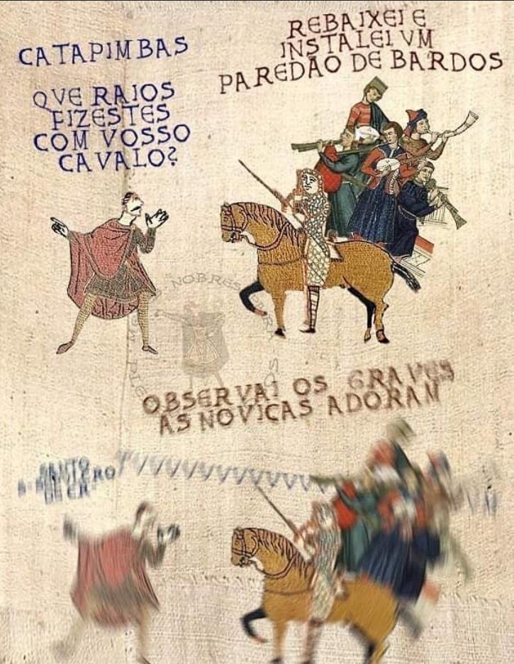 PaReDãO De BaRdOs - meme