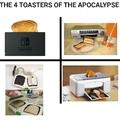 Toast yum