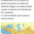 Que capo Alejandro Magno