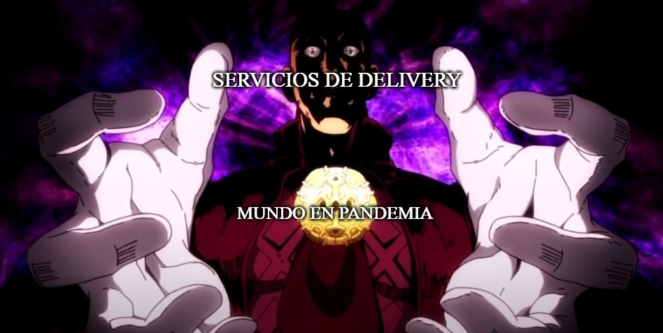 odio al delivery - meme