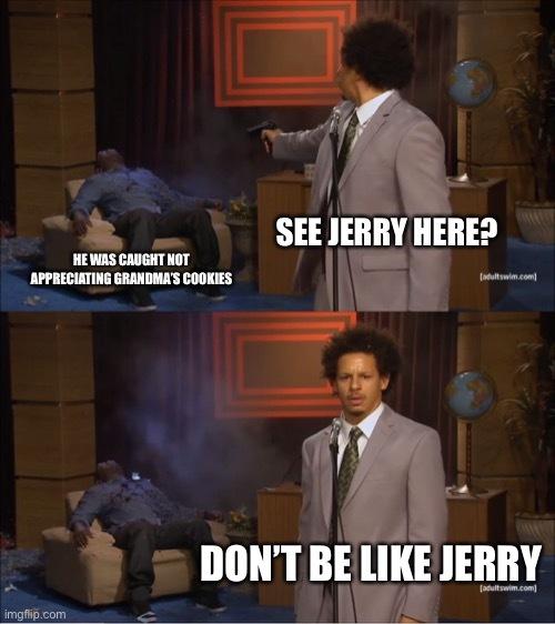 Underappreciative - meme