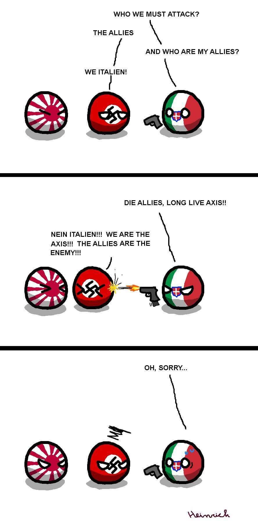 We axis - meme
