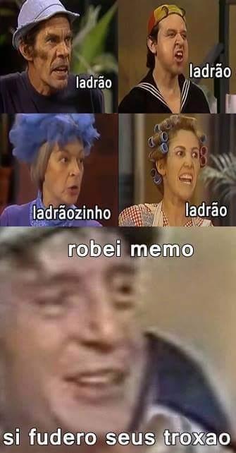 Chavão memo - meme