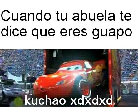 Kuchao xdxdxf - meme
