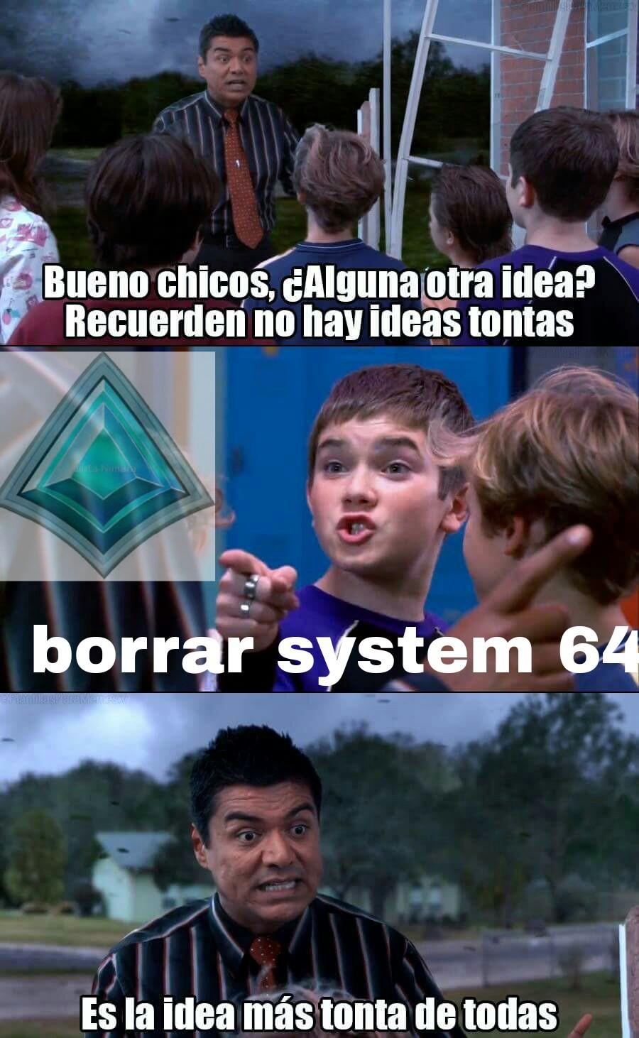 Error 404 file not found - meme