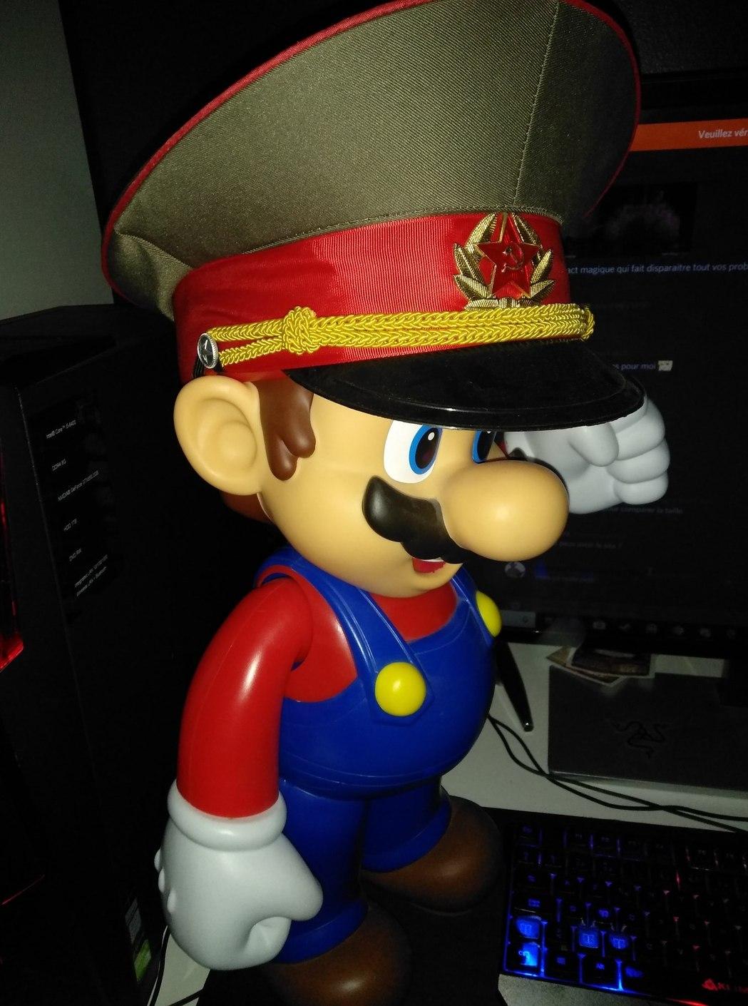 Super Mario - meme