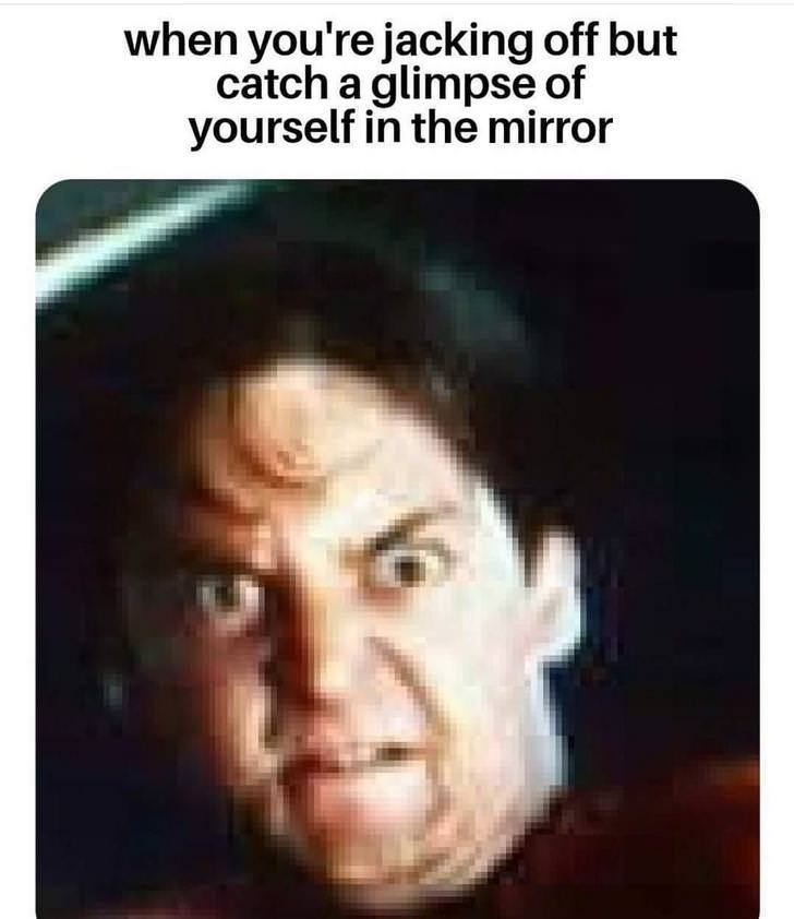 Gotta make that sick face - meme