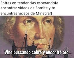 y volvemos a los memes de minecraft xd