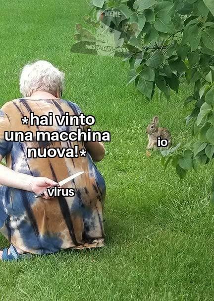 Virus infame - meme