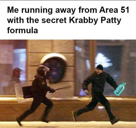 Plankton be like - meme