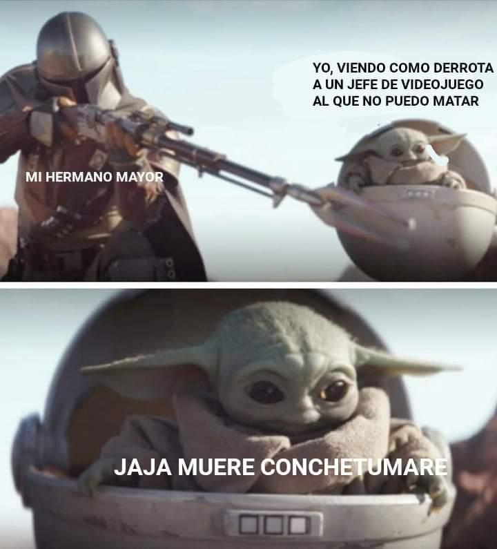 Yes >:) - meme