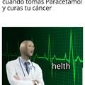 El Paracetamol cura el cáncer