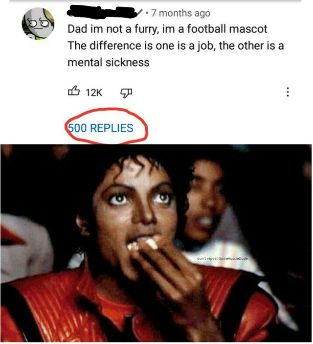 At least we can all agree furries are trash - meme
