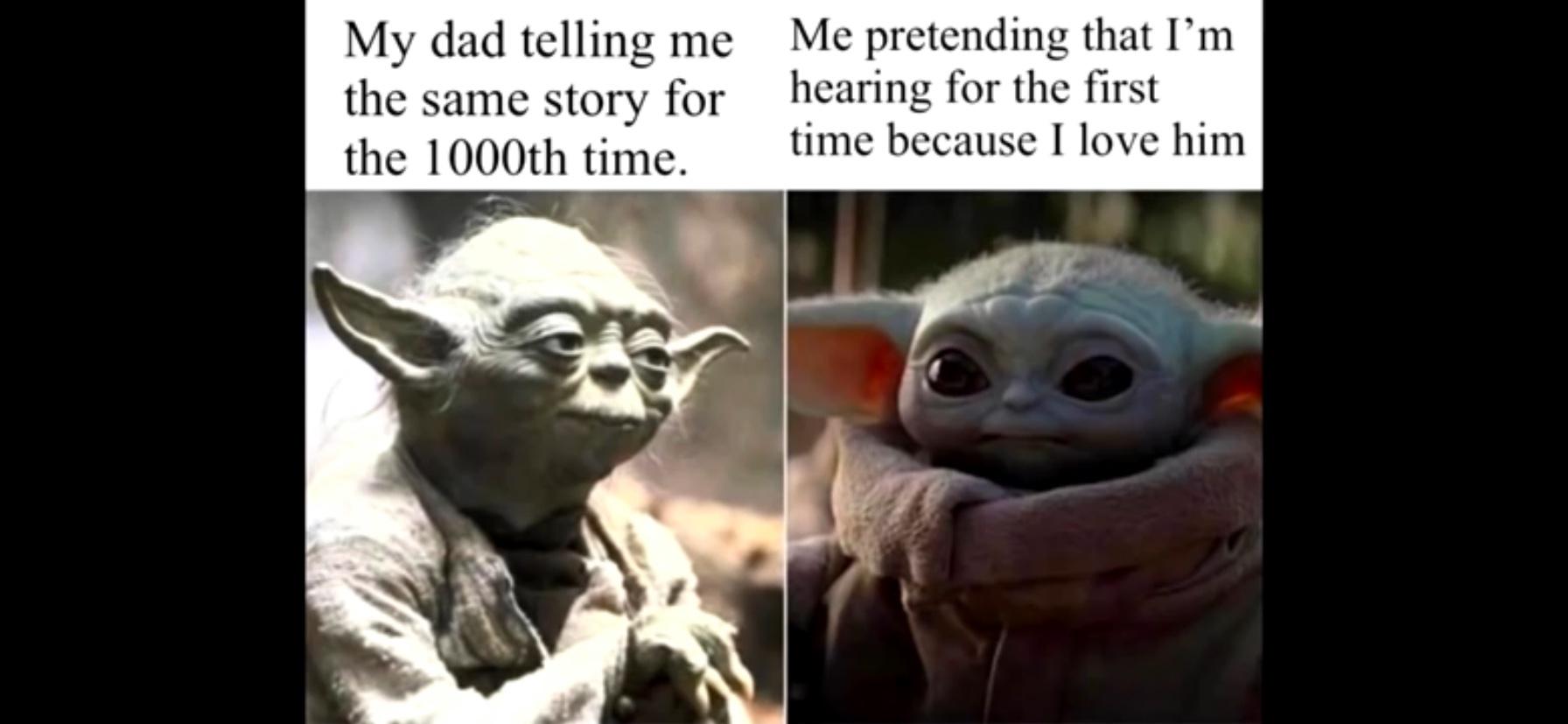 I wish I had a dad but i am a watermelon - meme