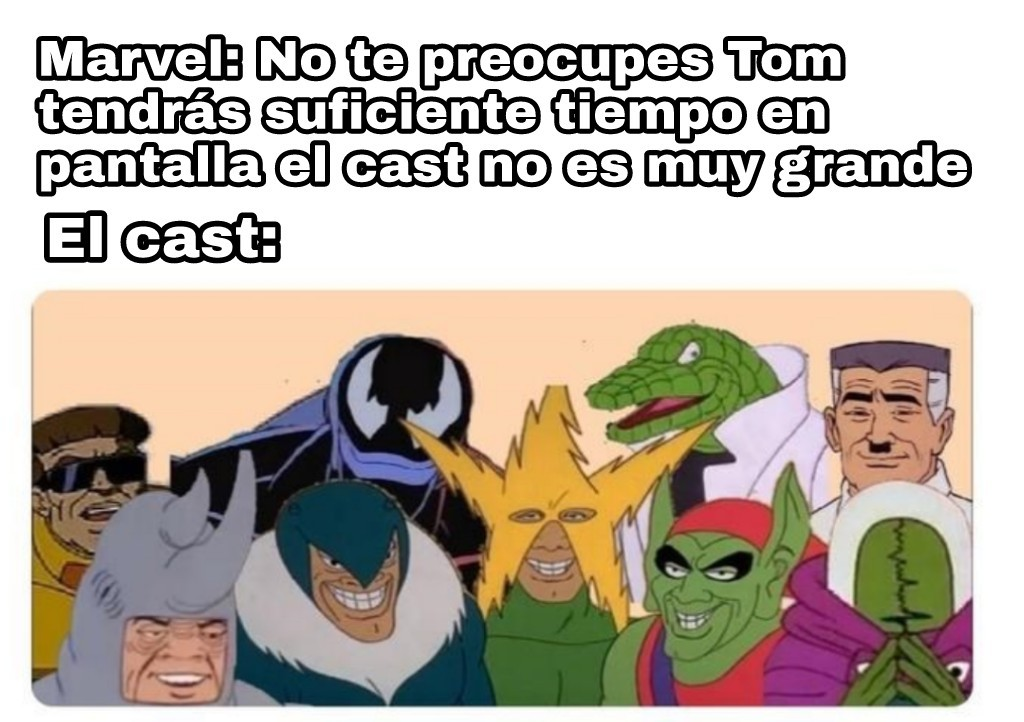 Spiderman Fullhouse - meme