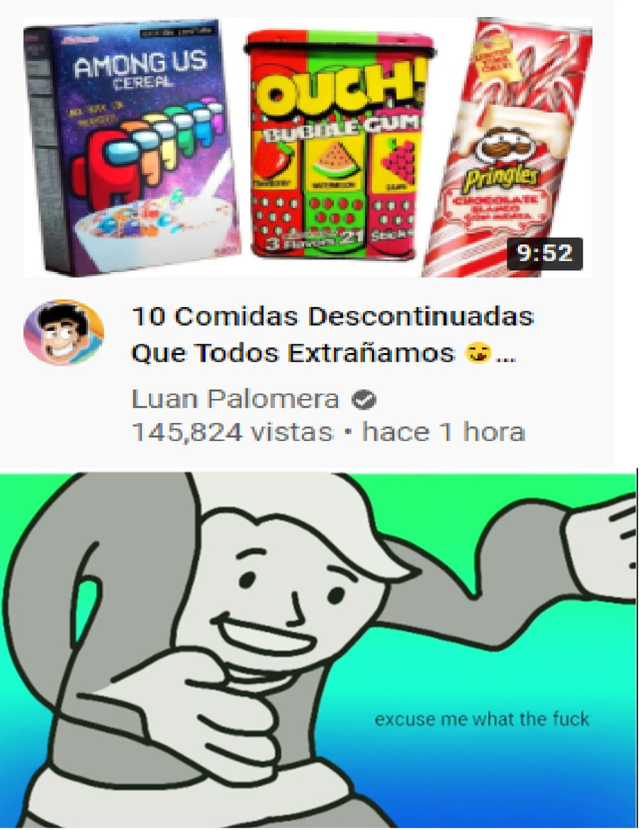 among us cereal??? enserio? - meme