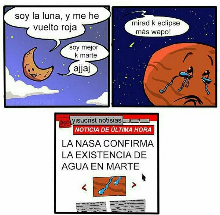 Marte - meme