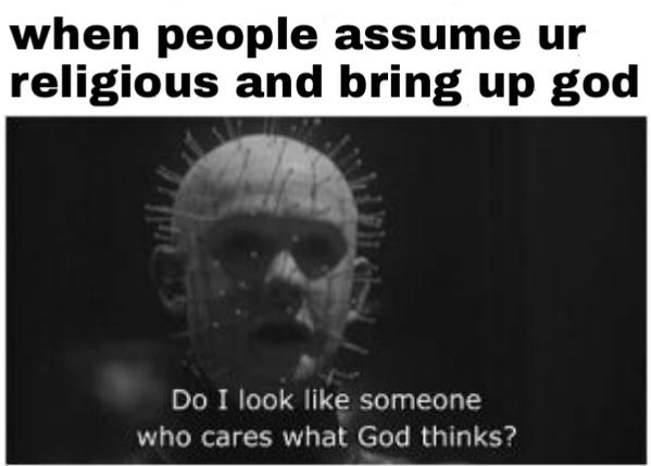 Don't give a f**k - meme