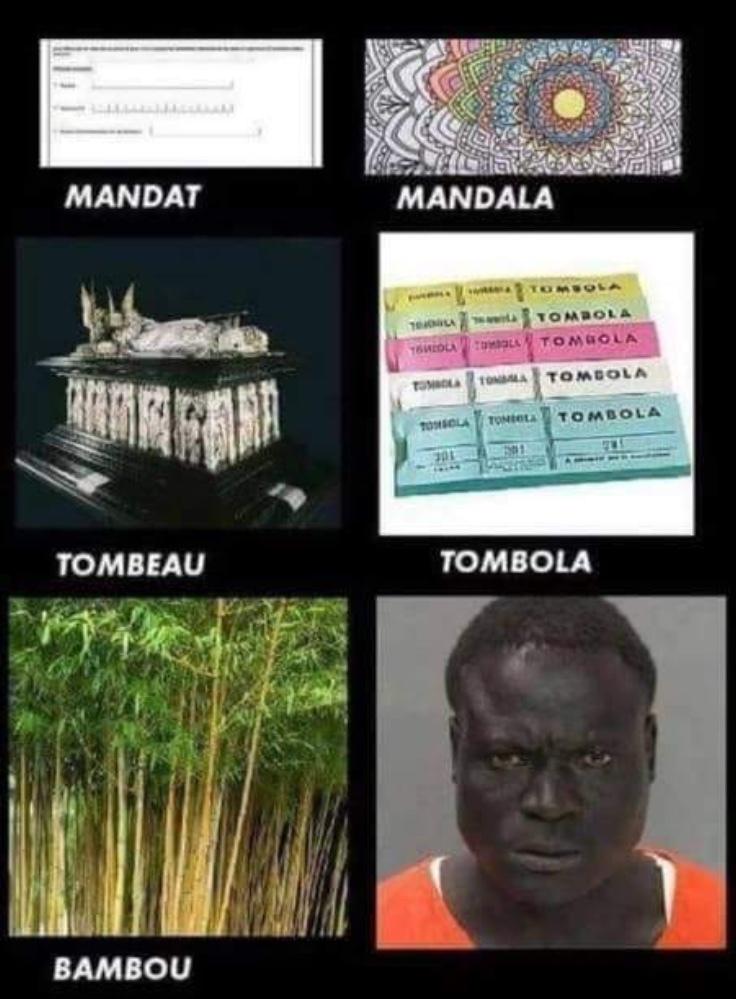 Bambou ;) - meme
