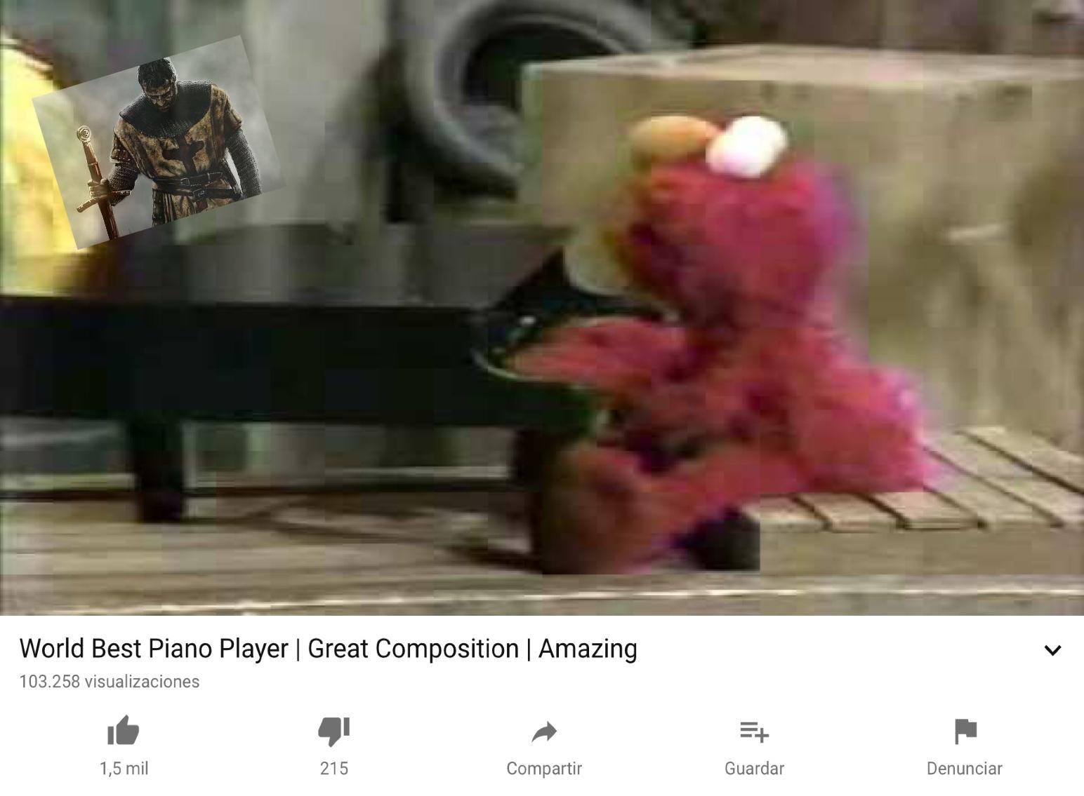 El mejor - meme