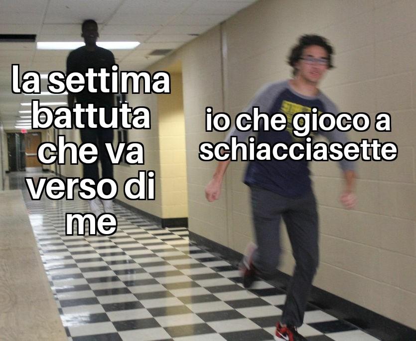 Piccoli brividi - meme
