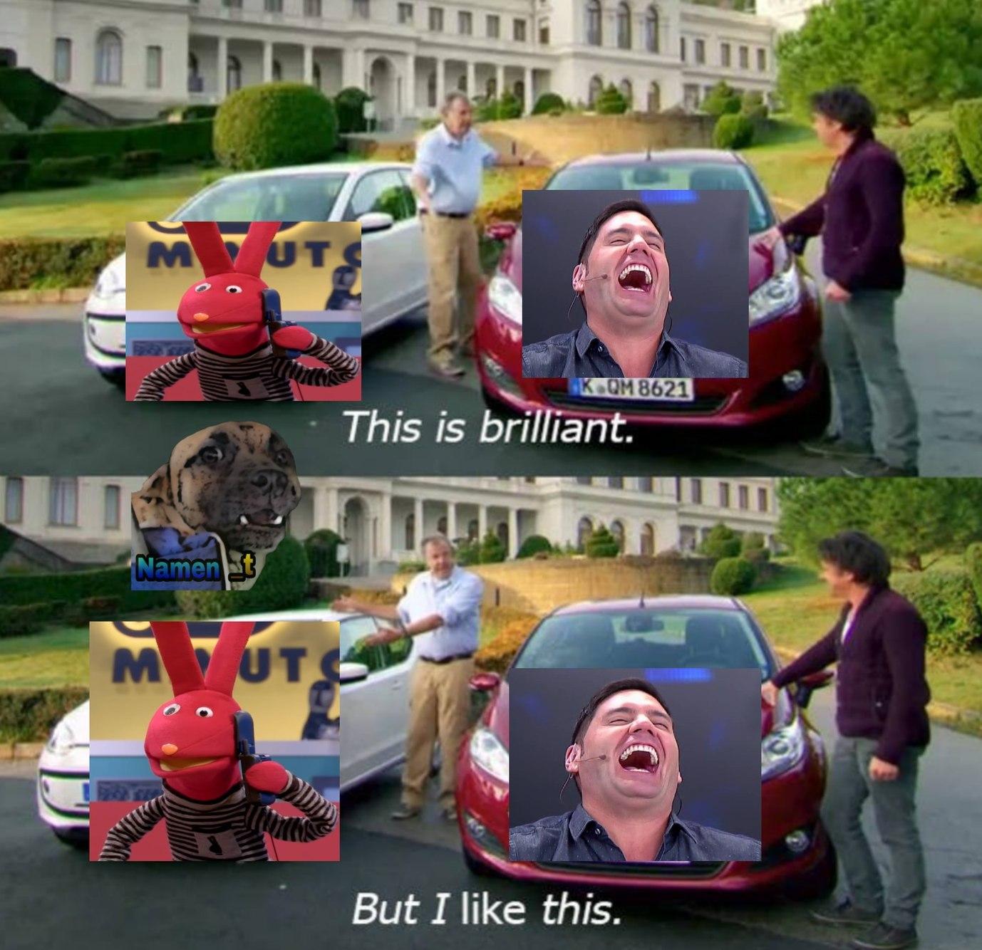 Grande bodoque - meme
