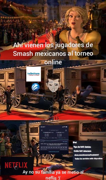 ¿Que tal les va en la pandemia en los torneos online amikos? - meme