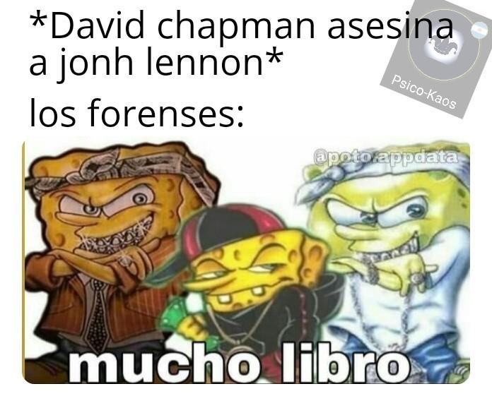 """Buena plantilla al creador de """"mucho libro"""" - meme"""
