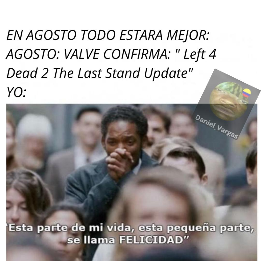 AMIGOS YA CONFIRMARON :') - meme