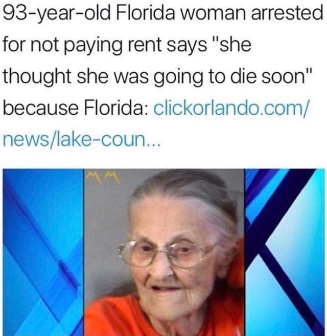 Florida - meme