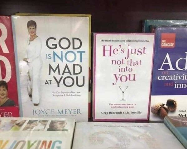 God's sign - meme