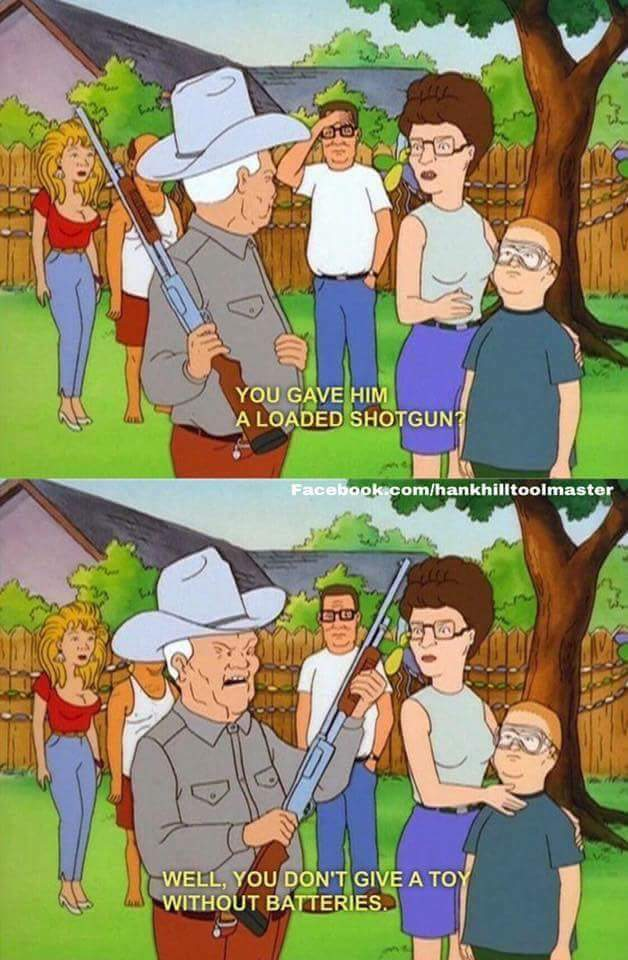 Perfect Grandpa - meme