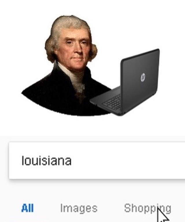 Louisiana purches - meme